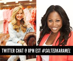 "Join our ""Blogging Indulgences"" Twitter chat at 8pm EST tonight!"