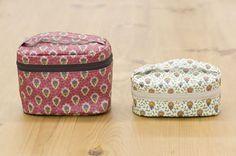 Vanity pouch free pattern #pattern