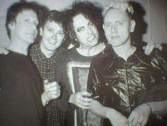 Band math: 3/5 The Cure + 1/4 Depeche Mode