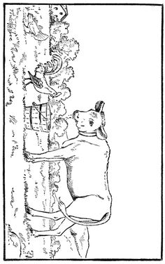 Farm Animal Coloring Pages - 6