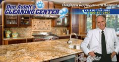Don Aslett's Cleaning Center: FAQs for the Kitchen- Kitchen Cleaning Tips