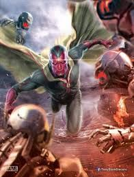 vision avengers age of ultron ile ilgili görsel sonucu