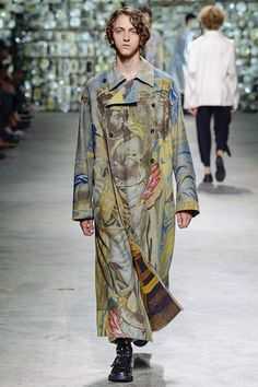Dries Van Noten Spring 2017 Menswear Collection Photos - Vogue