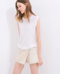 ZARA - shorts- bellissimi! !!!