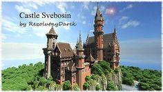 Minecraft Castle Svebosin