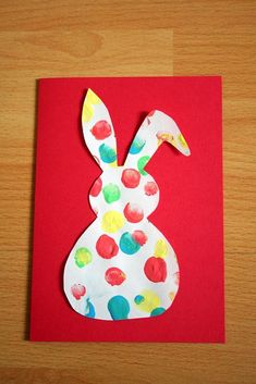 Osterdeko & Ostergeschenke selber machen Osterkarte Acne and Adult Acne (Rosacea), what is wrong wit Easter Arts And Crafts, Spring Crafts, Holiday Crafts, Easter Activities, Craft Activities For Kids, Hoppy Easter, Easter Party, Toddler Crafts, Preschool Crafts