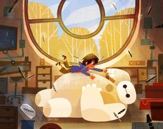 OP Joey Chou - Doing a Big Hero 6 art signing this June 20, 2015 at WonderGround Gallery in the Downtown Disney® District from 11a.m. – 1p.m with amazing artists like Sean Chao, Max Grundy, Danny Handke and Leilani Joy. here are my pieces for the signing, stop by and say hi""