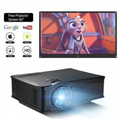 20 Best Portable Projector images in 2018 | Portable