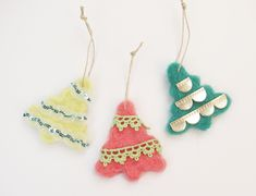 DIY Tree Ornaments: