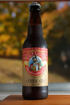 Highland Gaelic Ale-Asheville North Carolina.  We didn't get to try this. Must go back!  :)