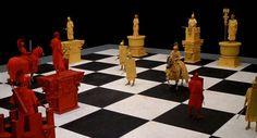 """""""Futureworld"""" (1976) #Scacchi #Chess #Futureworld"""