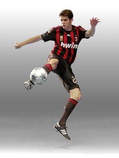 Ricardo Kaka, even though he is from Real Madrid. Best Football Team, Football Soccer, Soccer Ball, Soccer Images, Soccer Pictures, Good Soccer Players, Football Players, Soccer Poses, Football Boyfriend