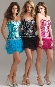 Need something rocker chic for your upcoming Homecoming, Prom or school dance