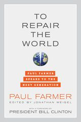 """Here, for the first time, is a collection of short speeches by the charismatic doctor and social activist Paul Farmer. One of the most passionate and influential voices for global health equity and social justice, Farmer encourages young people to tackle the greatest challenges of our times. Engaging, often humorous, and always inspiring, these speeches bring to light the brilliance and force of Farmer's vision in a single, accessible volume."""