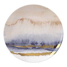 Bone China Dinnerware, Dinnerware Sets, China Lights, Appetizer Plates, China Sets, Resin Art, Resin Crafts, Abstract Watercolor, Ceramic Art