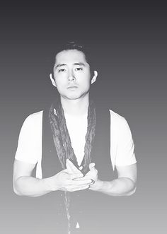 Steven Yeun. Oh yes. Yes I want lol. ;)