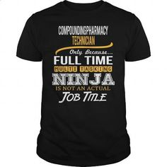 Awesome Tee For Compounding Pharmacy Technician - #hoodies #capri shorts. MORE INFO => https://www.sunfrog.com/LifeStyle/Awesome-Tee-For-Compounding-Pharmacy-Technician-Black-Guys.html?60505