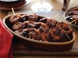 Cooking Channel serves up this Pinchos de Gambas recipe plus many other recipes at CookingChannelTV.com