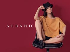 Albano's Black shoes for your perfect outfit!