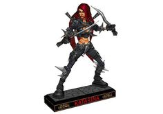 League of Legends - Katarina the Sinister Blade Free Papercraft Download - http://www.papercraftsquare.com/league-of-legends-katarina-the-sinister-blade-free-papercraft-download.html#Figure, #Katarina, #LeagueOfLegends
