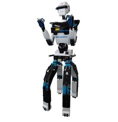 DARPA Robotics Challenge: Meet the contenders (pictures) Computer Technology, Computer Programming, Robot Picture, Real Robots, Humanoid Robot, Robot Design, Futuristic Design, Nerd Stuff, Transformers