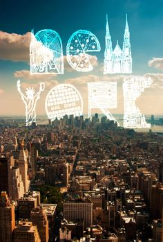The city that never sleeps. <3
