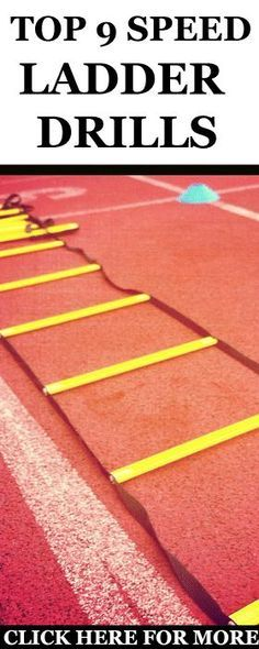 If you are looking to improve your running speed and agility then here are the Top 9 Speed Ladder Drills For Runners: http://www.runnersblueprint.com/speed-ladder-drills-for-runners/ #Runners #Agility #Speed #Training