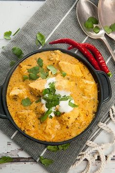 Thermomix Creamy Chicken Curry                                                                                                                                                                                 More