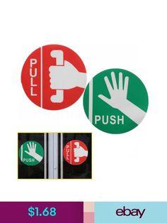 Matcc Door Push & Pull Plates #ebay #Home & Garden