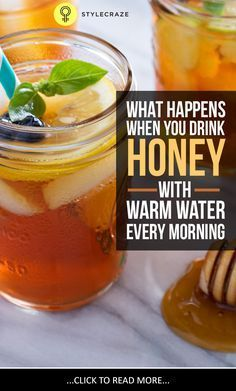 I am a big believer in natural remedies, and I have been doing the water therapy for a really long time. And it helps. But recently, a friend mentioned the honey water therapy. And I have heard it works wonders.