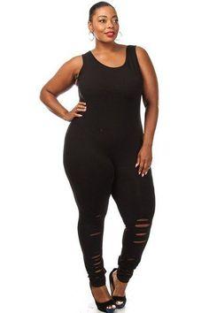 66789303d0bb6 9 Best Plus Size Pretty Jumpsuits images