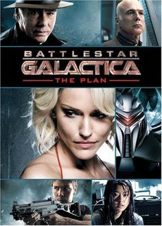 Battlestar Galactica: The Plan BRILLIANT followup to the briiiiilliant series, ohmygoodness it's so full of cylon good(andevilohhhsoevil)nessss