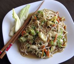 Trendy shirataki noodles with napa cabbage