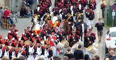 Marche Sainte Rolende, Gerpinnes