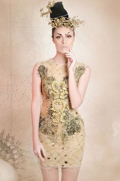 Dar Sara Haute Couture Collection 2014 @Maysociety