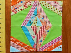 Alternate layout for spider block found here (variation):  http://sewmamasew.com/blog2/2010/04/spiderweb-block-sew-along/