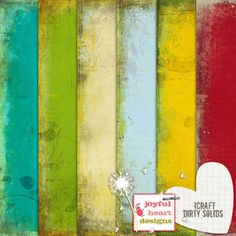 Dirty Solids - iCraft. Patterns. $2.00