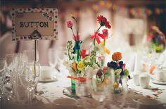 Decoração de casamento colorida | Blog do Casamento