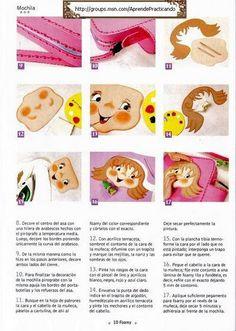 Foamy paso a paso n24 - REVISTAS DIVERSAS - Picasa Web Albums