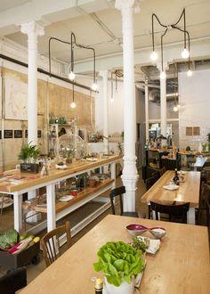 Practica el menú light, mmm_US, un restaurante italiano en el corazón de Barcelona