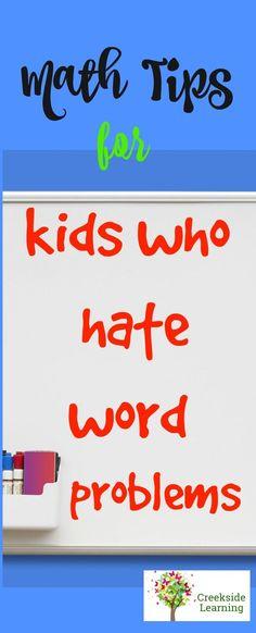 math word problems, math activities, elementary math strategies