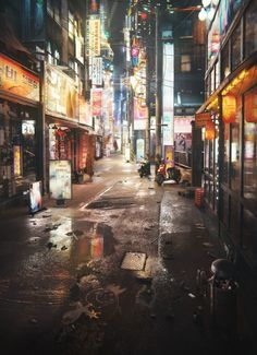Album with over 700 cyberpunk-themed images Cyberpunk City, Futuristic City, Sci Fi Environment, Environment Design, Urban Photography, Street Photography, Grunge Photography, Minimalist Photography, Photography Poses