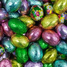 Madelaine Milk Chocolate Easter Eggs - 5lb Bag, Approxima...