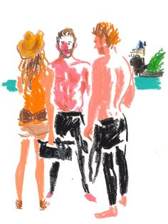 Biarritz Big Festival for T Magazine : damienflorebertcuypers.com