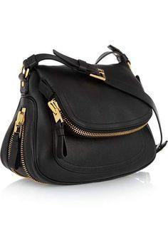 542daad389 My new obsession!! Jennifer Medium Leather Crossbody Bag by Tom Ford ...