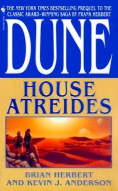 Dune: House Atreides chronicles the early life of Leto Atreides, prince of a minor House in the galactic Imperium. Leto comes to confront the realities of power when House Vernius is betrayed in an imperial plot involving a quest for an artificial substitute to melange, a substance vital to interstellar trade that is found only on the planet Dune. Free Shipping
