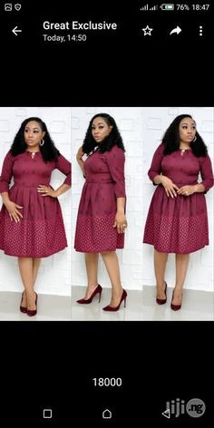 Office Clothing in Nigeria for sale ▷ Prices for Fashionable clothes on Jiji.ng ▷ Buy and sell online Office Dresses For Women, Office Outfits Women, Clothes For Women, Office Clothing, 11 Clothing, Modest Outfits, Casual Outfits, Casual Office Wear, The Office Shirts