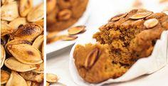 Pumpkin-Banana Muffins #pumpkinfriday