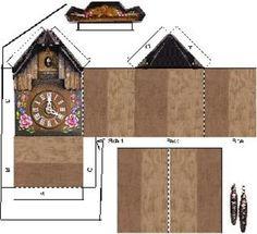 Miniature Printables - Clock - reloj 056.JPG.