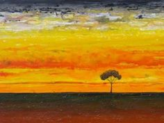 Lyn Franke - Golden Outback